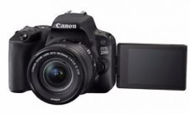 Buy Canon EOS 200D DSLR Body with 18-55 IS STM Lens from Ebay