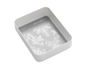 Get 44% off on Soft 7 X 5 Bin - White