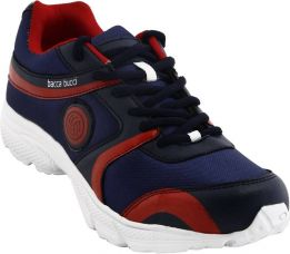Buy Bacca Bucci Running Shoes For Men  (Blue) from Flipkart