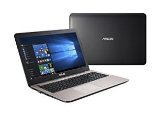 Buy Asus A555LA-XX1560D 15.6-inch Laptop(Core i3 4005U/4GB/1TB/DOS/Intel HD 4400 Graphics), Glossy Dark Brown from Amazon