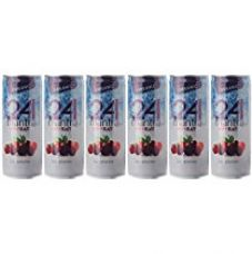 24 Mantra Organic Berry Blast, 250ml (Pack of 6) for Rs. 160