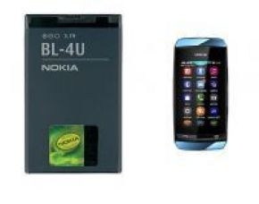 Nokia Bl-4u 1110mah Li Ion Battery For Asha 305 for Rs. 399