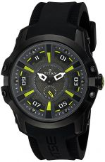 Buy Titan HTSE 3 Analog Black Dial men's Watch - 1630NP02 from Amazon