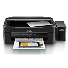 Buy Epson L361 Multifunction Color InkTank Printer (Black) from Amazon