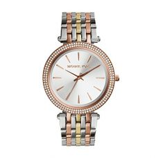 Michael Kors Analog Silver Dial Women's Watch - MK3203 for Rs. 12,745