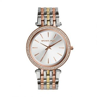 Michael Kors Analog Silver Dial Women's Watch - MK3203 for Rs. 14,995