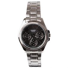 Casio Enticer Analog Black Dial Women's Watch - LTP-2088D-1AVDF (A933) for Rs. 3,196