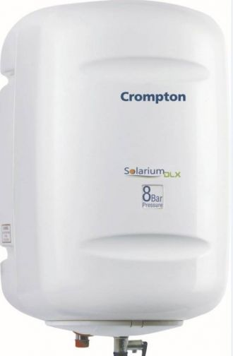 Get 30% off on Crompton 25 L Storage Water Geyser  (Ivory, Solarium DLX SWH825)