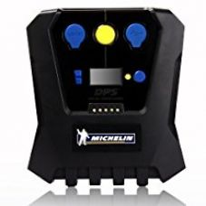 Buy Michelin 12266 High Power Rapid Tyre Inflator (Black and Blue) from Amazon