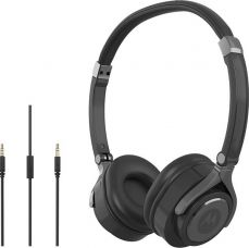 Buy Motorola Pulse 2 Headset with Mic(Black, On the Ear) for Rs. 899