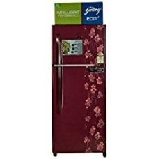 Godrej 241 L 3 Star Frost-Free Double Door Refrigerator (RT Eon 241 P, Ruby Petal) for Rs. 24,499