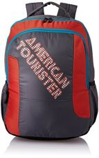 American Tourister 27 Ltrs Grey Casual Backpack (AMT CRUNK 2017 BKPK 06- GREY) for Rs. 805