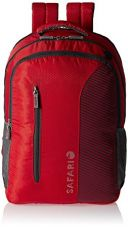 Safari 30 Ltrs Red Casual Backpack (Emerge-Red-CB) for Rs. 874