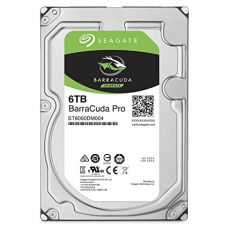 Buy AMD Seagate BarraCuda Pro 6TB | 7200RPM SATA| 6Gb/s |256MB Cache| 3.5-Inch Internal Hard Drive from Amazon