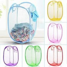 Combo Of 2 Laundry Bag Basket Clothes Storage Bags for Rs. 299