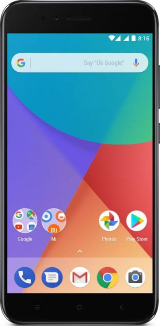 Mi A1 (Black, 64 GB)  (4 GB RAM) for Rs. 13,999