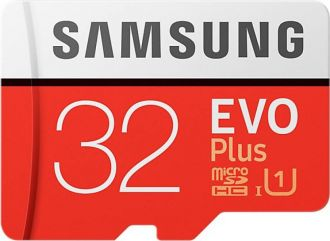 Get 33% off on Samsung EVO Plus 32 GB MicroSDHC Class 10 95 MB/s  Memory Card