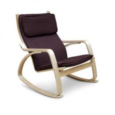 Buy Vita Rocking Chair Brown for Rs. 7,900