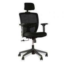 Flat 42% off on Aspire High Back Office Chair Black