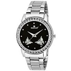 REDUX Analogue Black Dial Girl's Watch (Rws0031S) for Rs. 429