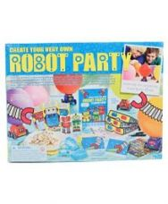 Flat 33% off on 4M Create Your Own Robot Party