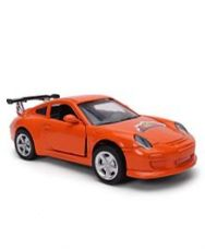 Buy Dash Wonder Toy Car With Openable Doors - Orange from FirstCry