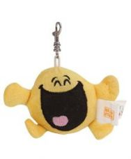 Buy Simba Mr Happy Clip On Soft Toy Yellow - 7 cm for Rs. 122