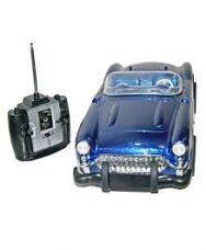 Buy Adraxx European Vintage Style Remote Controlled Car - from FirstCry