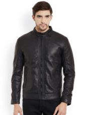 Buy Leather Jacket for Rs. 4625