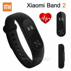 100% Original Xiaomi ® MI Band 2 Smart Watch / Fitness Band Heart Rate Monitor for Rs. 2,490