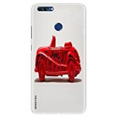ISweven Huawei Honor 8 Pro case, designer printed hard case cover, light weight 360 degree protection, matte finish back case cover for dual camera Honor 8 Pro (1533 Art) for Rs. 398