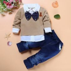 Buy Trendy T-Shirt And Jeans Set from Hopscotch