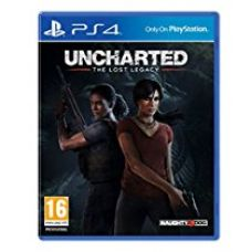 Uncharted: The Lost Legacy (PS4) for Rs. 1,779