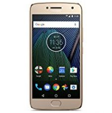 Moto G5 Plus (32GB, Fine Gold) for Rs. 10,999