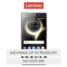 Lenovo K8 Note (Venom Black, 4GB) with New System Update for Rs. 10,999