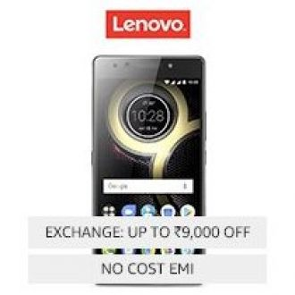 Lenovo K8 Note (Venom Black, 4GB) with New System Update for Rs. 11,390