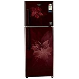 Buy Whirlpool 245 L 2 Star Frost-Free Double-Door Refrigerator (Neo FR 258 CLS Plus 2S, Wine Regalia) from Amazon