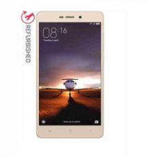 Buy REFURBISHED Redmi 3S Plus 32GB Gold 2 GB RAM (6 Month Seller Warranty) for Rs. 8,999