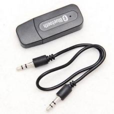 Buy USB Bluetooth Stereo Music Receiver 3.5mm Adapter Dongle For Speakers Car MP3 from Ebay