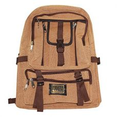 Get 88% off on Frabjous Canvas Brown School Bag