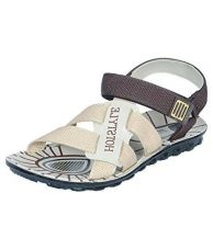 Buy Jabra Men's Air-3 Brown Fashionably Top Quality Casual Sandals - 6 UK from Amazon