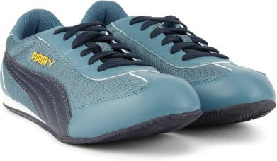 Get 48% off on Puma 76 Runner DP Sneakers  (Blue)