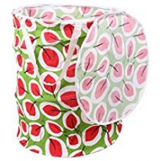 Buy Miamour Polycotton Laundry Bag, 20 Litres from Amazon