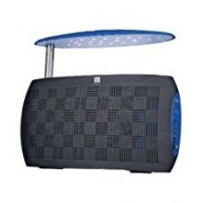 Buy iBall MusiLive BT39 Portable Speakers (Black/Blue) from Amazon