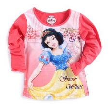 Buy Snow White Girls Stone T-shirt from Hopscotch