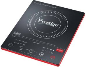 Get 45% off on Prestige PIC 23.0 Induction Cooktop  (Black, Red, Touch Panel)