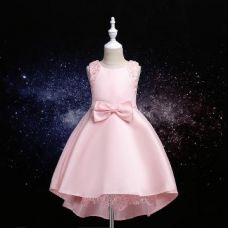 Elegant Pink Girls Party Dress for Rs. 879