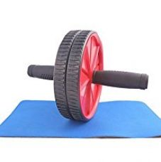 Buy Inditradition Ab Wheel Tummy Trimmer Exercise Wheel For Body Workout from Amazon