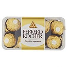Buy Ferrero Rocher, 16 Pieces from Amazon