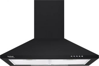 Hindware Clarrisa 60 Blk Wall Mounted Chimney  (Matt Black 700) for Rs. 5,599